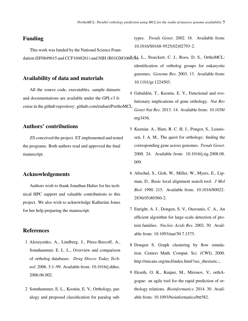 Example of Indian Journal of Biotechnology (IJBT) format